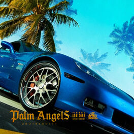 Album cover of Palm Angels