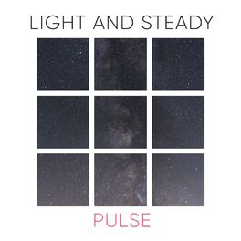 Album cover of # Light and Steady Pulse