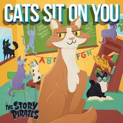 Cats Sit On You
