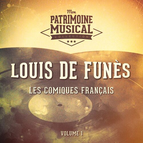 Louis De Funès - Les comiques français : Louis de Funès ...