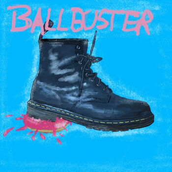 Ball Buster cover