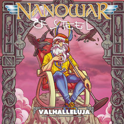 Pochette de l'album Valhalleluja