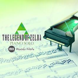 Album cover of The Legend of Zelda: Piano Solo