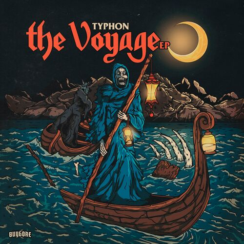 Download Typhon - The Voyage EP mp3