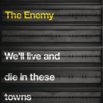 We'll Live and Die in These Towns cover