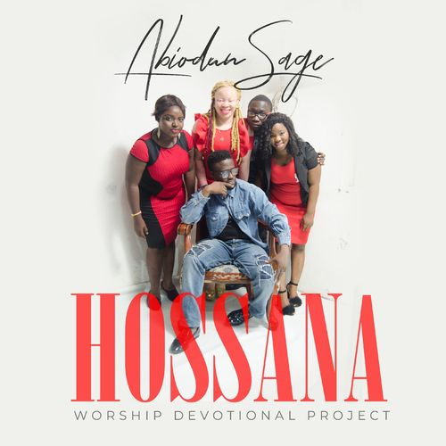 Hossana Worship Devotional Project Image