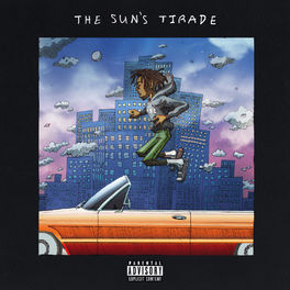 Album cover of The Sun's Tirade