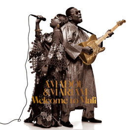 Album cover of Welcome To Mali