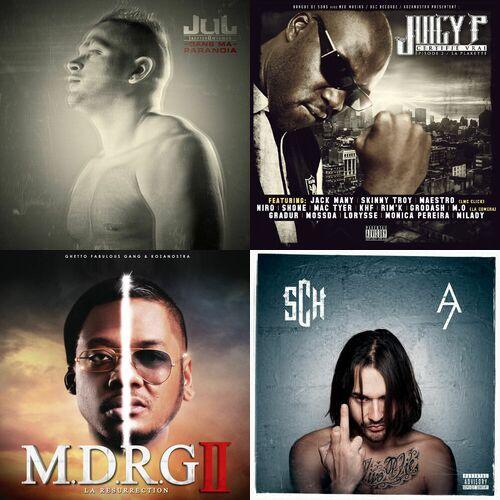album shone mdrg