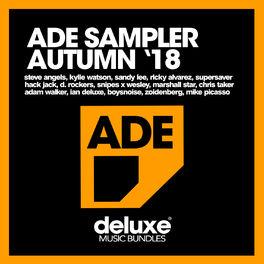 Album cover of ADE Sampler '18