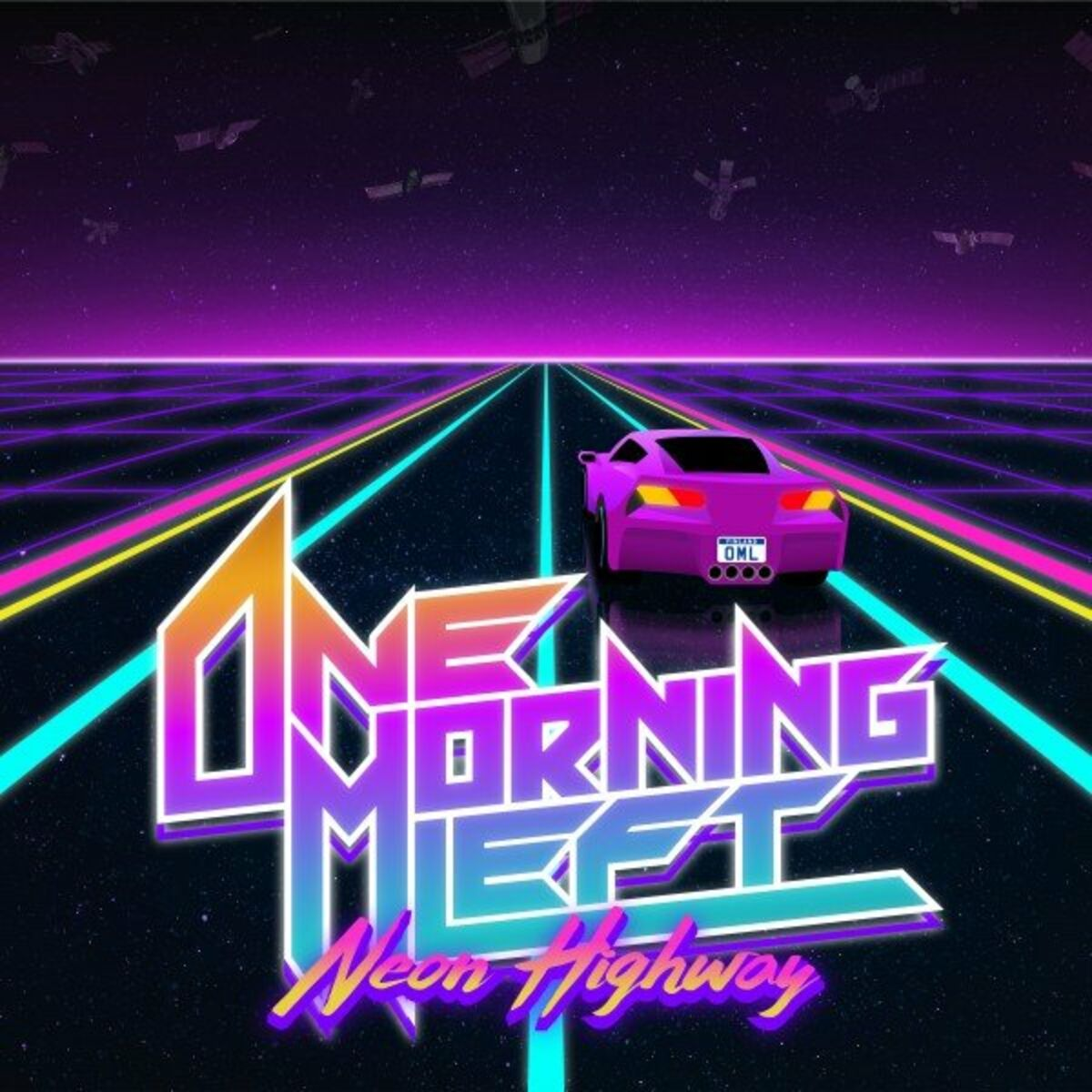 One Morning Left - Neon Highway [single] (2020)