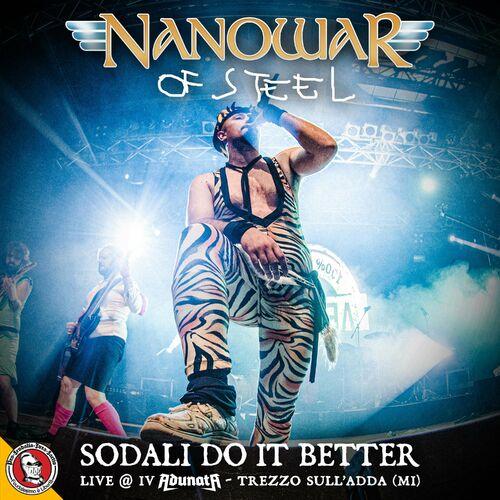 Nanowar of Steel - Sodali Do It Better (Live @ IV Adunata
