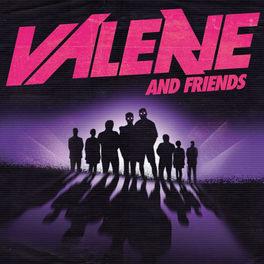 Album cover of Valerie and Friends