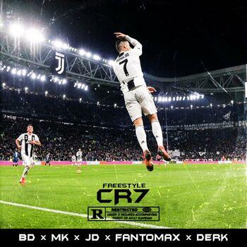 Freestyle Cr7 (feat. MK, JD, Fantomax & Derk) cover