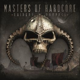 Album cover of Masters of Hardcore Raiders Of Rampage