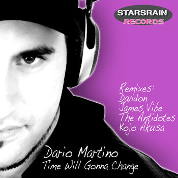 Time Will Gonna Change cover