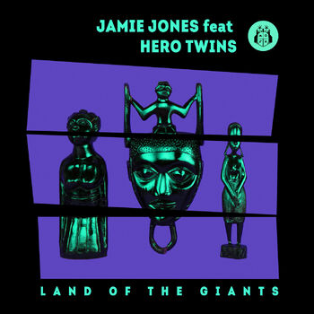 Land Of The Giants cover