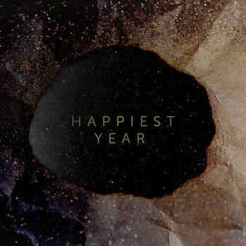 Happiest Year cover