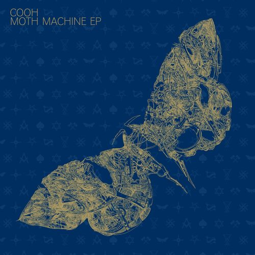 Cooh - Moth Machine EP 2012