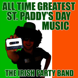 Album cover of All Time Greatest St. Paddy's Day Music