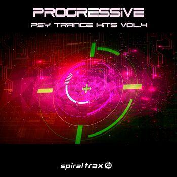 Progressive Psy Trance Hits, Vol. 4 cover
