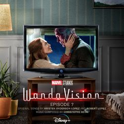 WandaVision: Episode 7 (Original Soundtrack) 2021 CD Completo