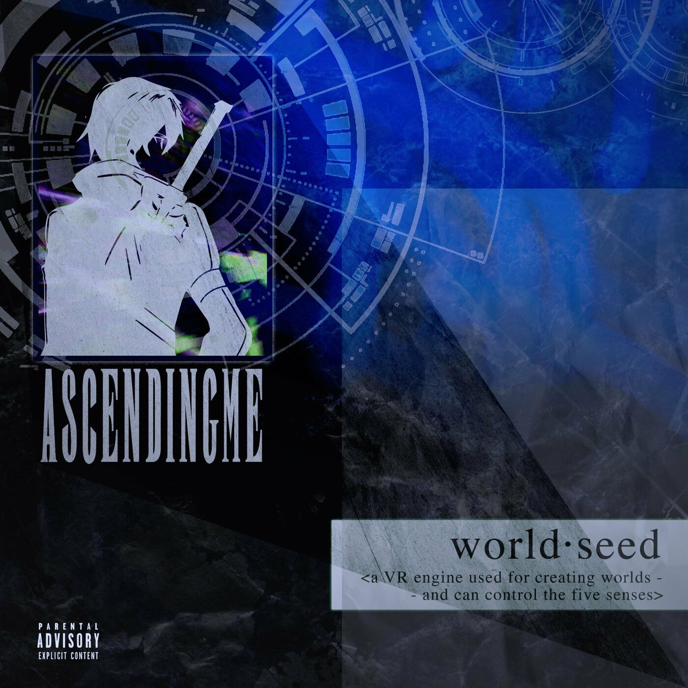 Ascending Me - World Seed [single] (2021)
