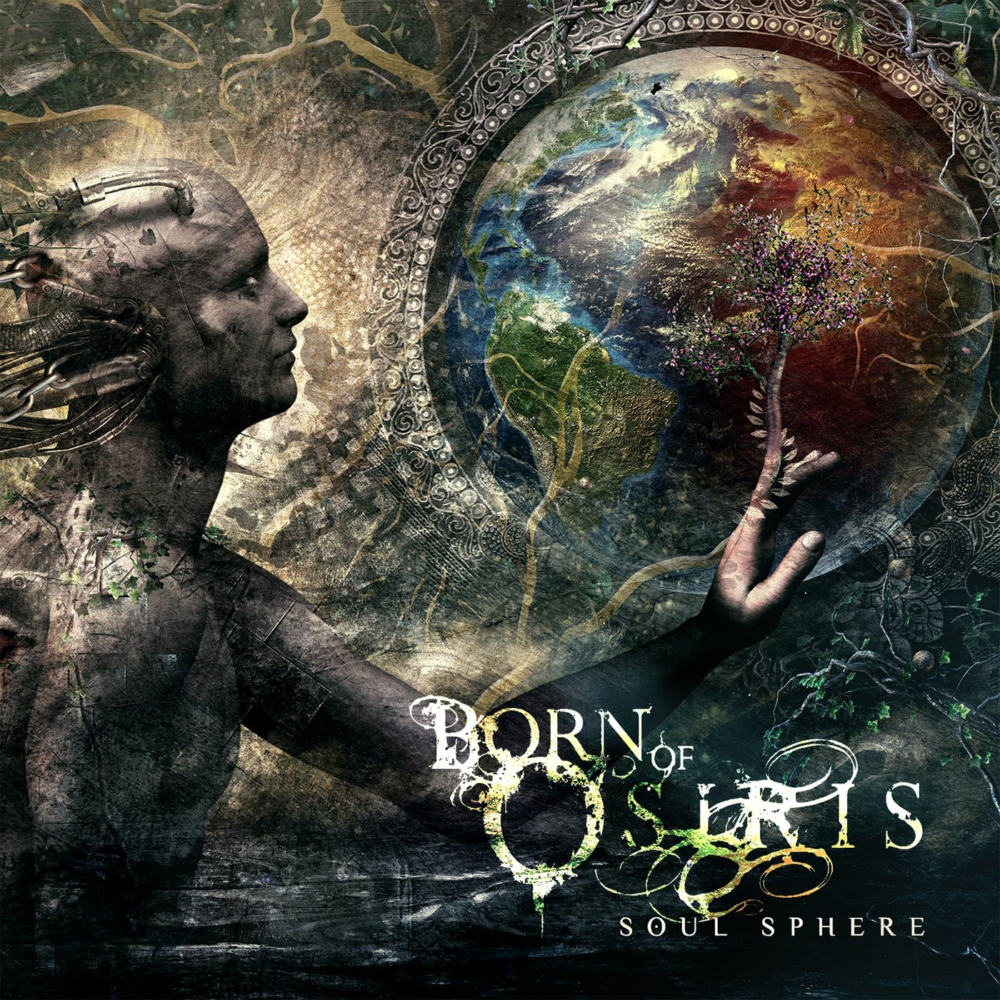 Born of Osiris - Free Fall [New Song] (2015)