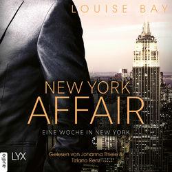 Eine Woche in New York - New-York-Affair 1 (Ungekürzt)