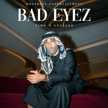 BAD EYEZ cover