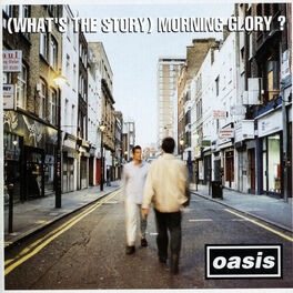 Album cover of (What's the Story) Morning Glory?