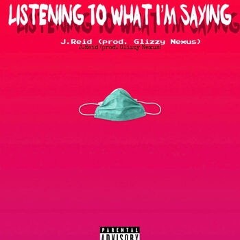 Listening to What I'm Saying cover