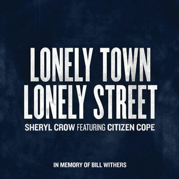 Lonely Town, Lonely Street cover