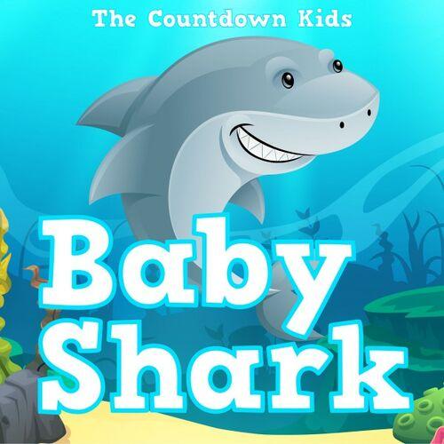 The Countdown Kids: Baby Shark - Music Streaming - Listen on