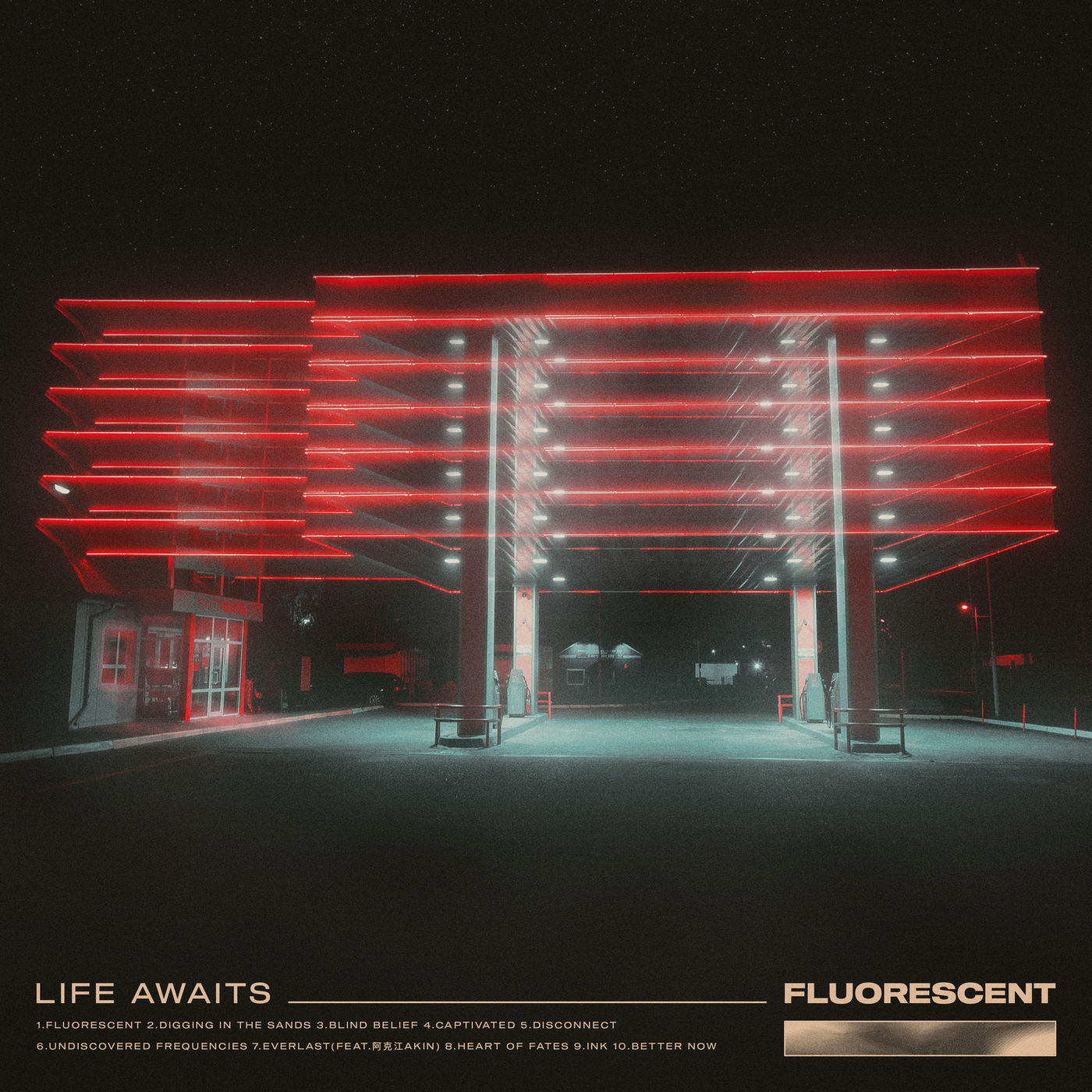 Life Awaits - Fluorescent [single] (2019)