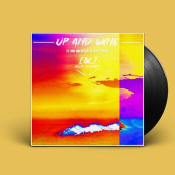 Up And Wine cover