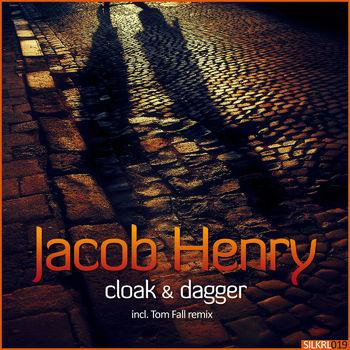 Cloak & Dagger (Tom Fall Remix] cover