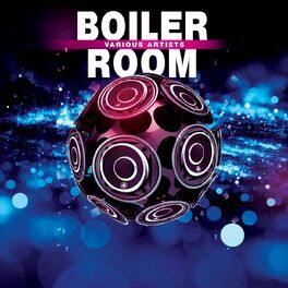 Album cover of Boiler Room