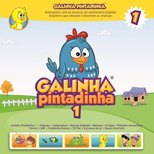 Baixar CD Galinha Pintadinha, Vol. 1 – Galinha Pintadinha (2006) Grátis