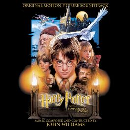 Album cover of Harry Potter and The Sorcerer's Stone Original Motion Picture Soundtrack