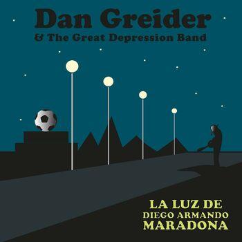 La luz de Diego Armando Maradona cover