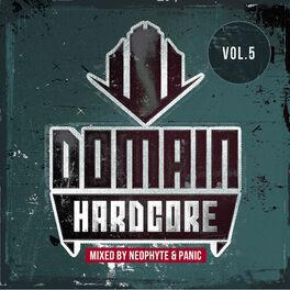 Album cover of Domain Hardcore Volume 5