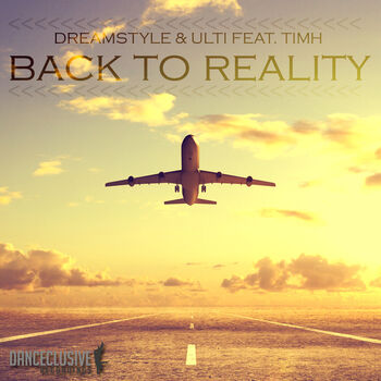 Back to Reality : Back to Reality cover