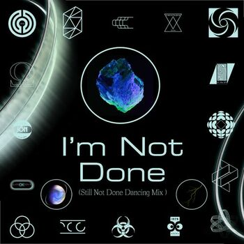 I'm Not Done cover