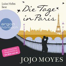 Die Tage in Paris Audiobook