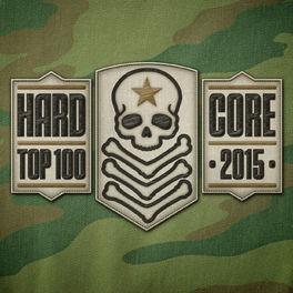 Album cover of Hardcore Top 100 2015