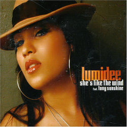 Lumidee – She's Like The Wind – Single 2006 CD Completo