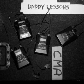 Daddy Lessons cover