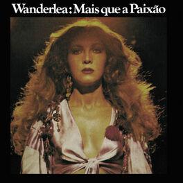 Album cover of Wanderlea: Mais Que A Paixão