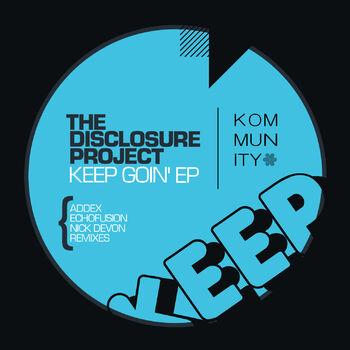 Keep Goin' (Addex Remix) cover